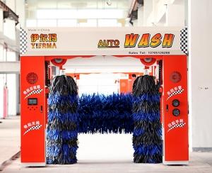 龙门往复式洗车机